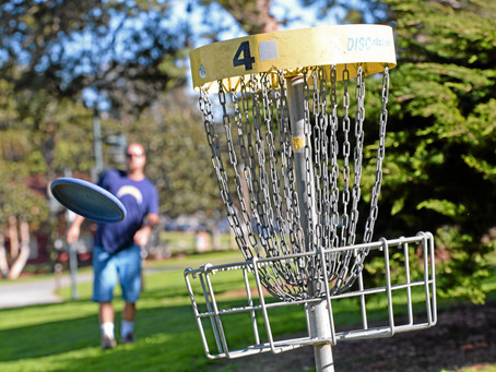 Sign up for the Three Little Birds Dad's Summer Disc Golf League!