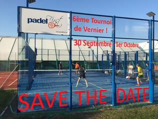 Save the Date ! 6ème tournoi de Vernier