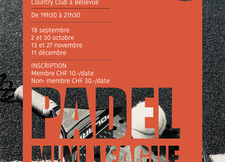 Mini-League Mixte 2019
