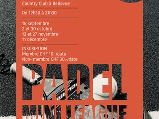 Mini-League Mixte 2019