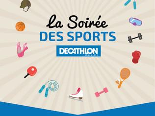 Mercredi 30 Août - Soirée des Sports au Décathlon Annemasse