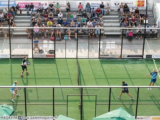 Padel First à l'Open de France de Padel