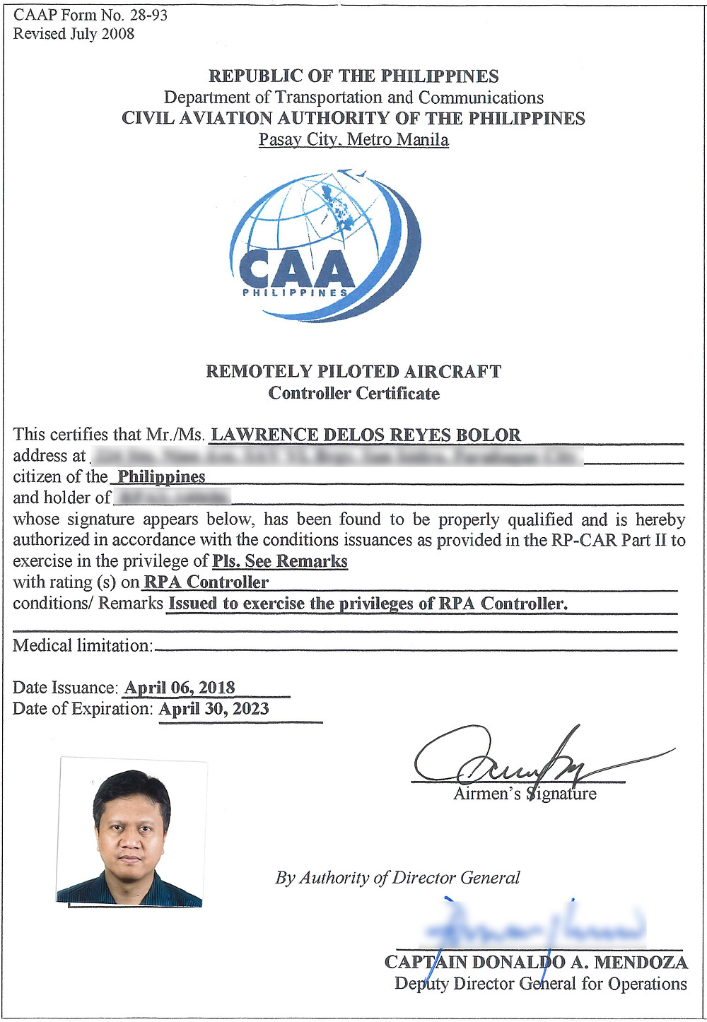 caap-rpas-controllers-certificate