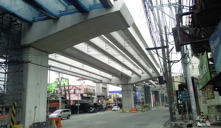 Fabrication and Delivery of Girders for Skyway 3, Sections 3 & 4