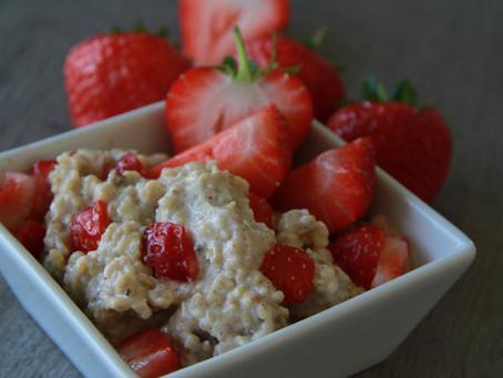 Porridge - Das ideale Frühstück