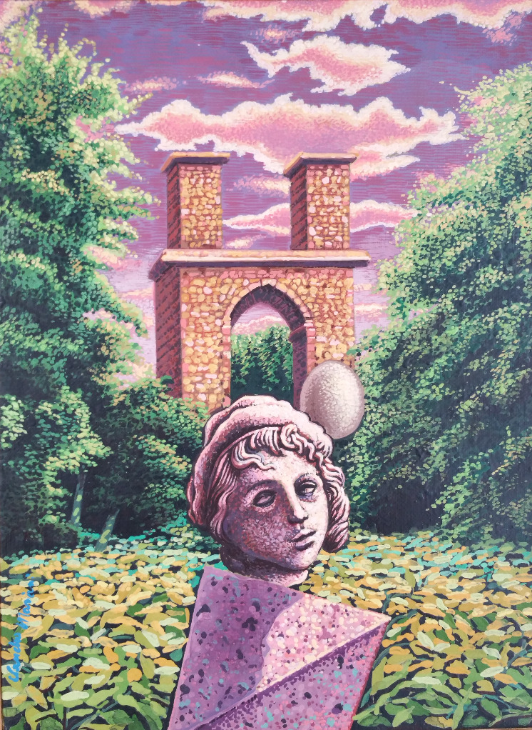 La porta ermetica - Claudio Mariani