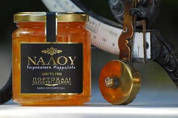 Nalou 3 fruit marmalade