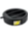LX-1629 Lumax 5 gallon plastic drain pan with wire loop