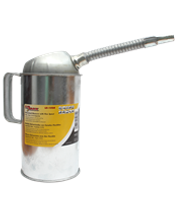 Lumax Galvanized Measure Cans