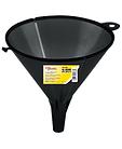 LX-1600 Lumax 8 ounce Plastic funnels