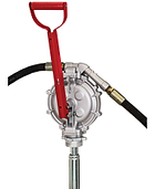 LX-1342 Heavy Duty Double Acting Diaphragm Fuel Transfer Pump