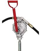 LX-1342 Heavy Duty Double Acting Diaphragm Fuel Transfer Pump