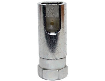 LX-1407 Right Angled Grease Coupler