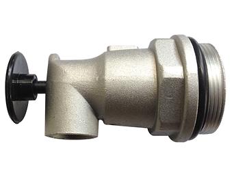 LX-1728 Self Closing Aluminum Drum Faucet