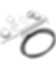 LX-1346 Brake Fluid Hand Pump