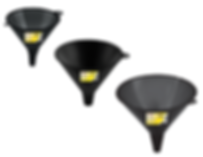 LX-1605 Lumax 3 piece funnel set