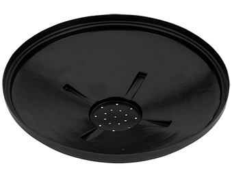 LX-1638 Lumax Pan Adapter for Oil Lift Plastic Drain