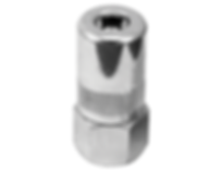 LX-1401 Standard Hex Grease Coupler