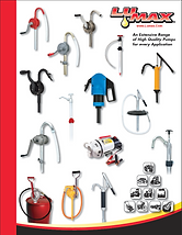 Lumax Pump Catalog