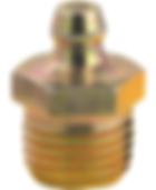"LX-3201 1/4"" P.T.F. Straight Special Extra Short Lubrication Fitting"