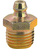 """LX-3201 1/4"""" P.T.F. Straight Special Extra Short Lubrication Fitting"""