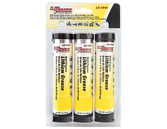 LX-1901 Multi Purpose Lithium Grease 3 oz. 3 Pack
