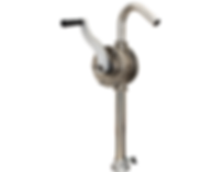 LX-1323 Stainless Steel Rotary Barrel Pump