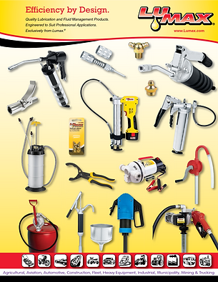 Lumax Product Catalog