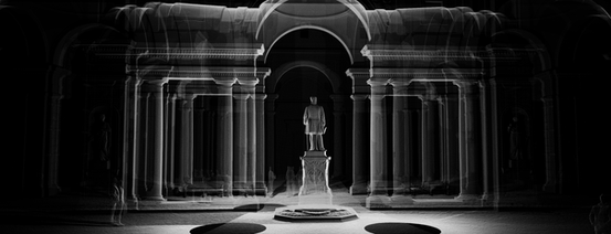 3D Laserscan Schloss Sanssouci
