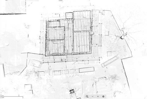 Gebäudeaufmaß und Grundrisserstellung