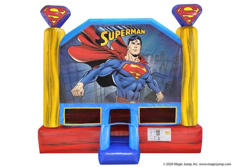 SUPERMAN DEPOSIT