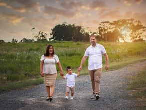 Best time of year for your family photo session!