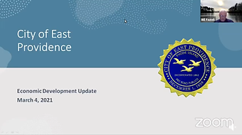 Economic Development Update East Provide
