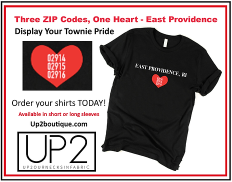 OneHeart Tshirt ad.png
