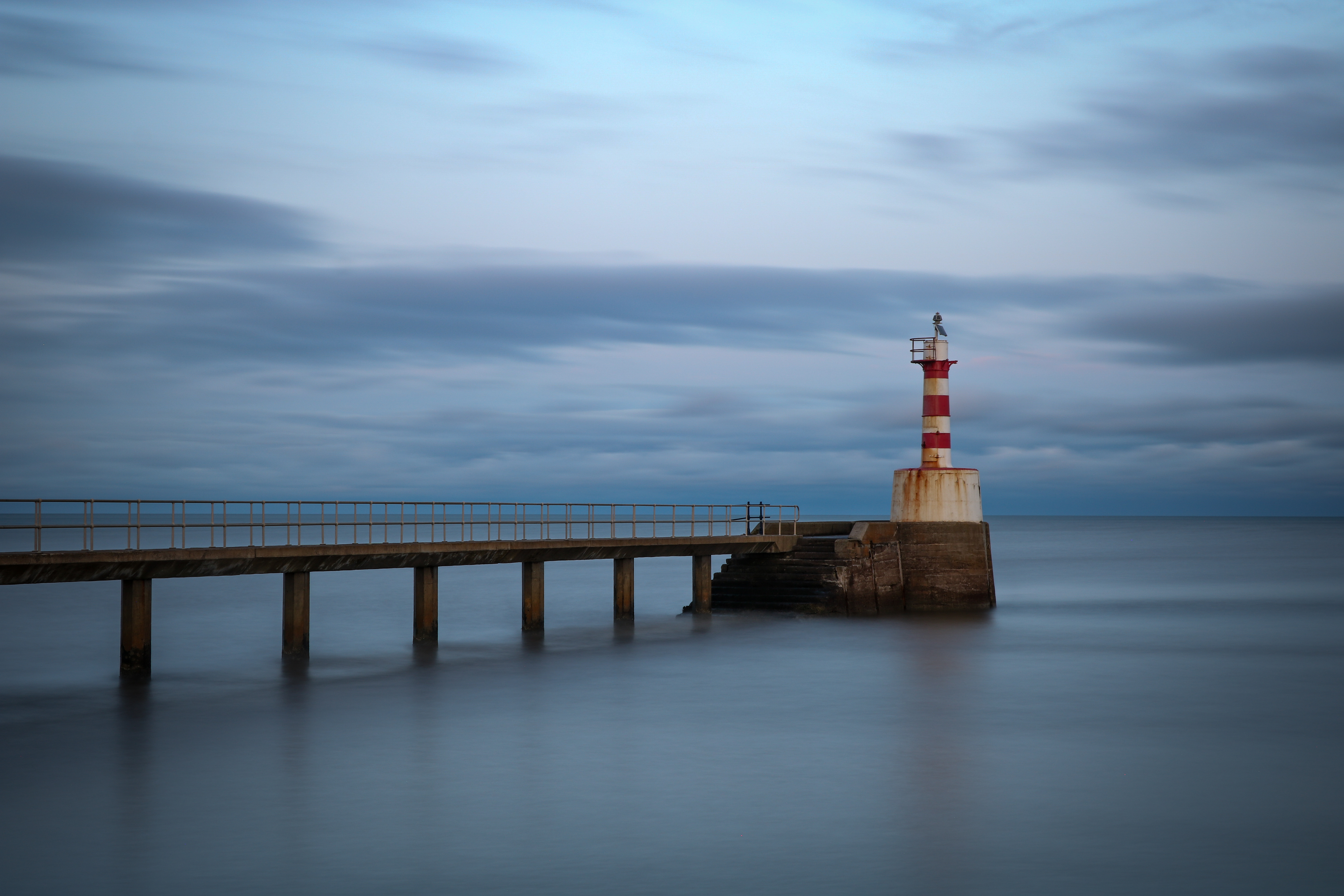 Amble Lighthouse