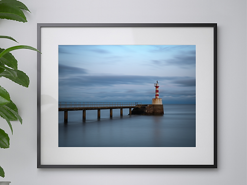 A3 Lighthouse print