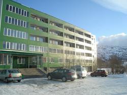 Гостиница Хибины