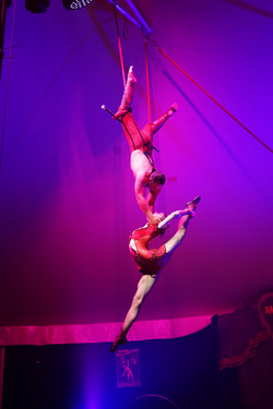 Duo Trapeze Artists