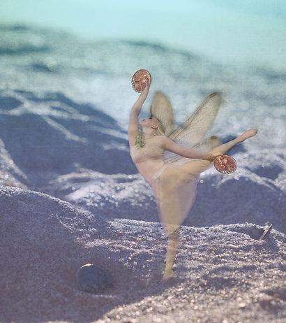 fairy, pixie, beach, photography