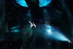 Flying Ice Skater