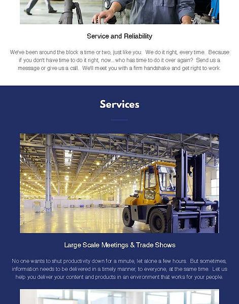 Event & Trade Show Services