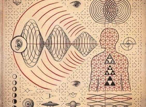7 things that affect your vibration frequency from the point of view of quantum physics