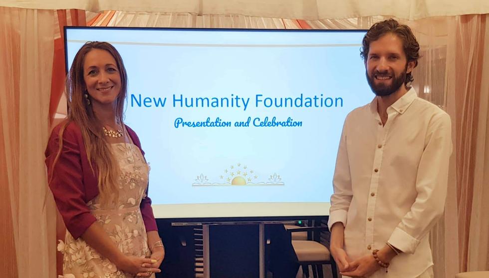 New Humanity Foundation Celebration