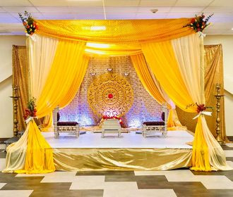 TaranaOM Creations Wedding Mandap