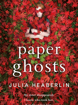 Paper Ghosts - lyrical unpredictability from Ms Heaberlin