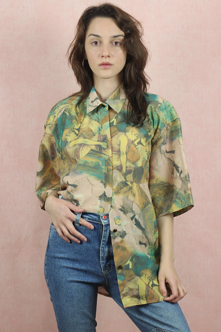 Camisa Toulouse-Lautrec