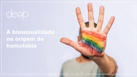 A bissexualidade na origem da homofobia