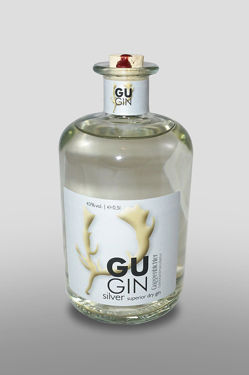 Silver / Superior Dry Gin