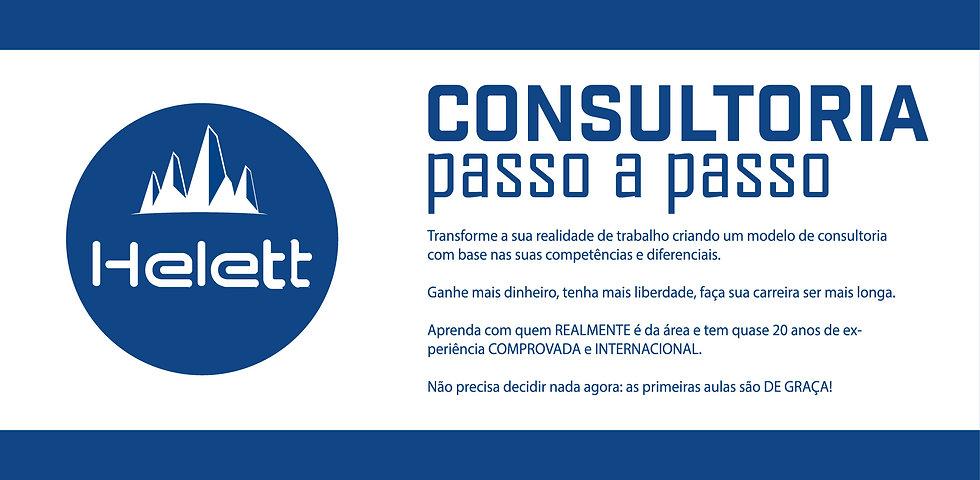 Consultoria passo a passo | Vida de Consultor | Helett Consultoria
