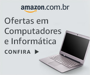 Ofertas selecionadas da Amazon